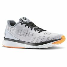 Reebok Mens ZPrint Print Smooth UltraKnit Run Running Shoes Sneakers Gray G