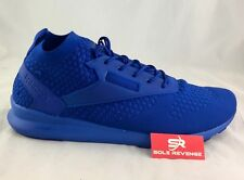 NEW Mens REEBOK ZOKU RUNNER ULTRAKNIT IS Shoes Collegiate Royal Blue (BD418