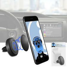 Compact Magnetic Mount Air Vent In Car Holder for Nokia Asha 306