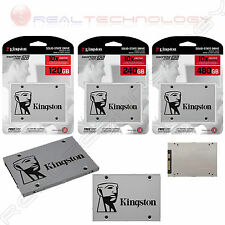 "HARD DISK INTERNO SSD 2,5"" SATA3 KINGSTON SSD NOW UV400 120GB-240GB-480GB"