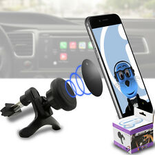 Multi-direction Magnetic Air Vent In Car Holder For Alcatel 2045