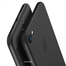 Matte Transparent Ultra-Thin Slim Back Case Cover Skin for iPhone 7, 7 Plus