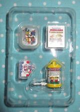 Sanrio Vintage Mini Patty & Jimmy Series 2 #2 Re-Ment 1:6 Blythe Pullip desk set