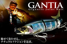 JACKALL GANTIA180 suspending BIG BAIT japan lure BASS LUCCIO