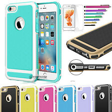 Hybrid Shockproof Full-body Protective Case Cover for iPhone 6 6S Plus 4.7""