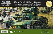 Plastic Soldier 15mm A9/A10 Tanque Crucero # WW2V15029