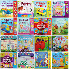 New Children Baby Sound Book Sing Along Nursery Rhymes Old McDonald XMAS Present