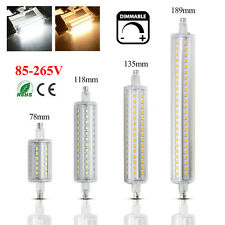 Dimmable R7s LED 78mm/118mm/135/189mm Security Flood Light Replace Halogen Bulb