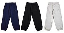 Nike joggers sweat pants kids boys girls cotton fleece tracksuit bottoms