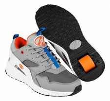 Chaussures à Roulette Heelys Force Grey White Orange