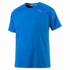 PUMA Running Men's T-Shirt Running Tee Male Nuovo