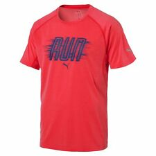 PUMA Running Men's Run T-Shirt Uomo T-shirt Corsa Nuovo