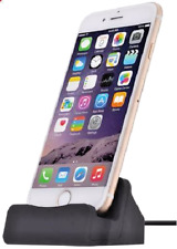 USB Dock Laden Station Sync Ladekabel Sitz Ständer Für iphone 6s/6/6plus 5c/5 S/