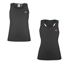 Adidas Mujer Camiseta Sin Mangas Chaleco Fitness de Tirantes Top Clima 3s