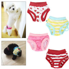 Cute Pet Dog Female Physiological Sanitary Pants Diaper Apparel Nappy Underwear