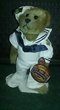 brass button  bear sailor mint with tags casey