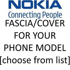 Nokia Mobile Phone Fascia/Cover/Housing for YOUR exact model [Choose from list]
