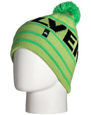 QUIKSILVER BEANIE SUMIT LIME GREEN