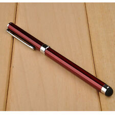 2 in 1 Touch Screen Stylus Ballpoint Pen For IPad IPhone IPod Tablet Touch