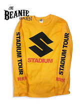 Stadium tour Justin Bieber brand new Purpose tour merch! purpose tour yellow