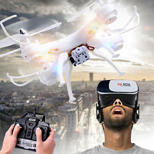Drone with Camera HD / VR BOX / FPV Racing Helicopter Remote Control