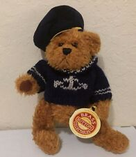PICK FORD BEARS LTD THE BRASS BUTTON BEAR COLLECTION TANGO PLUSH / STUFFED BEAR