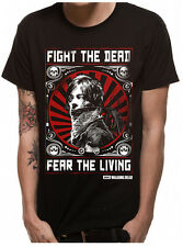 Official The Walking Dead DARYL DIXON Fight Unisex T-Shirt Tee sizes S - XXL NEW