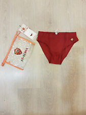 AS ROMA AMISTAD OFFICIAL COSTUME BEACH SLIP UOMO- MAN MARE PISCINA COD.1064