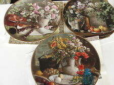 ROYAL MOSA COLLECTABLE PLATES NEDERLAND