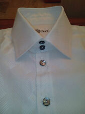 Hot Sale! Camicia Bianca Formal Cerimonia Uomo Formal man shirt Special 42/43