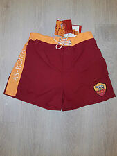 AS ROMA AMISTAD OFFICIAL COSTUME BEACH SHORT UOMO- MAN MARE PISCINA COD.1043