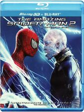 BLU-RAY AMAZING SPIDER-MAN 2 (THE) - IL POTERE DI ELECTRO (BLU-RAY 3D+BLU-RAY)