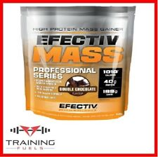 Efectiv Mass 5.4kg Protein Weight Gainer 1010 calories per serving