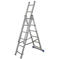 Lyte Aluminium Combination Reform Extension Ladders EN131 6-10 Rung