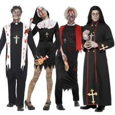 SMIFFYS Zombie Priests Sister ou Ministre of Death déguisement halloween