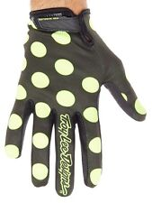 Gants Motocross Troy Lee Designs 2018 Air Polka Noir-Jaune
