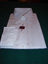 Hot Sale! Camicia Bianca Cassera Cerimonia Uomo Formal man shirt Special Tg 43