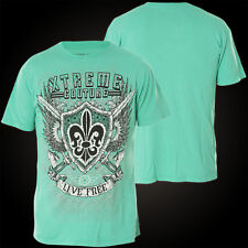 XTREME COUTURE BY AFFLICTION T-Shirt Special Ops Grün T-Shirts