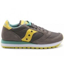 Saucony Scarpe-Sneakers Donna Jazz Original Charcoal-Lime S1044-343 /37 38 39 40