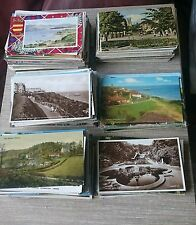 Postcard Collection Early 1900's to 1970's / 80's, B/W and Colour Mostly UK Topo