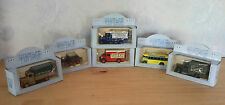 LlEDO VINTAGE BBC COMEDY CLASSIC COLLECTION DIECAST VANS,DADS ARMY STEPTOE NEW
