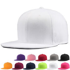 SPORT CAPPELLO BASEBALL VUOTO solid snapback GOLF BALL HIP-HOP UOMO DONNA