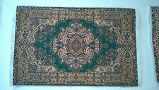 Miniatures Dollhouse Carpet Furniture Rug Oriental Rug    G  Dark Green / Gold