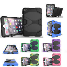 Outdoor Cover per Apple iPad mini 4 in 7,9 pollici SILICONE IBRIDO CASE KICK