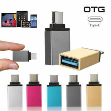 Frappel™ TYPE C To USB OTG Adapter For OTG Supported Smartphones & Tablets etc.