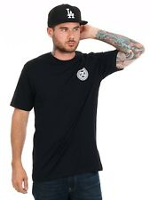 Camiseta DC Skate Circle - Core Skate Series Negro