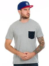 Camiseta con bolsillo Element Tide Gris Gris