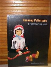 Norwegian RØNNAUG PETTERSSEN: The Artist and Her Dolls 350 PHOTOS By Daughter