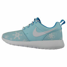 NIKE ROSHE ONE estampado (GS) 677784-401 Zapatos De Damas Running Informales