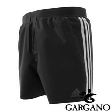 ADIDAS UOMO NUOTO SHORT DA NUOTO 3-STRIPES Colore Black/White (AY4415)